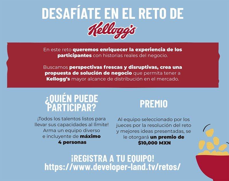 Desafíate en el reto de Kelloggs
